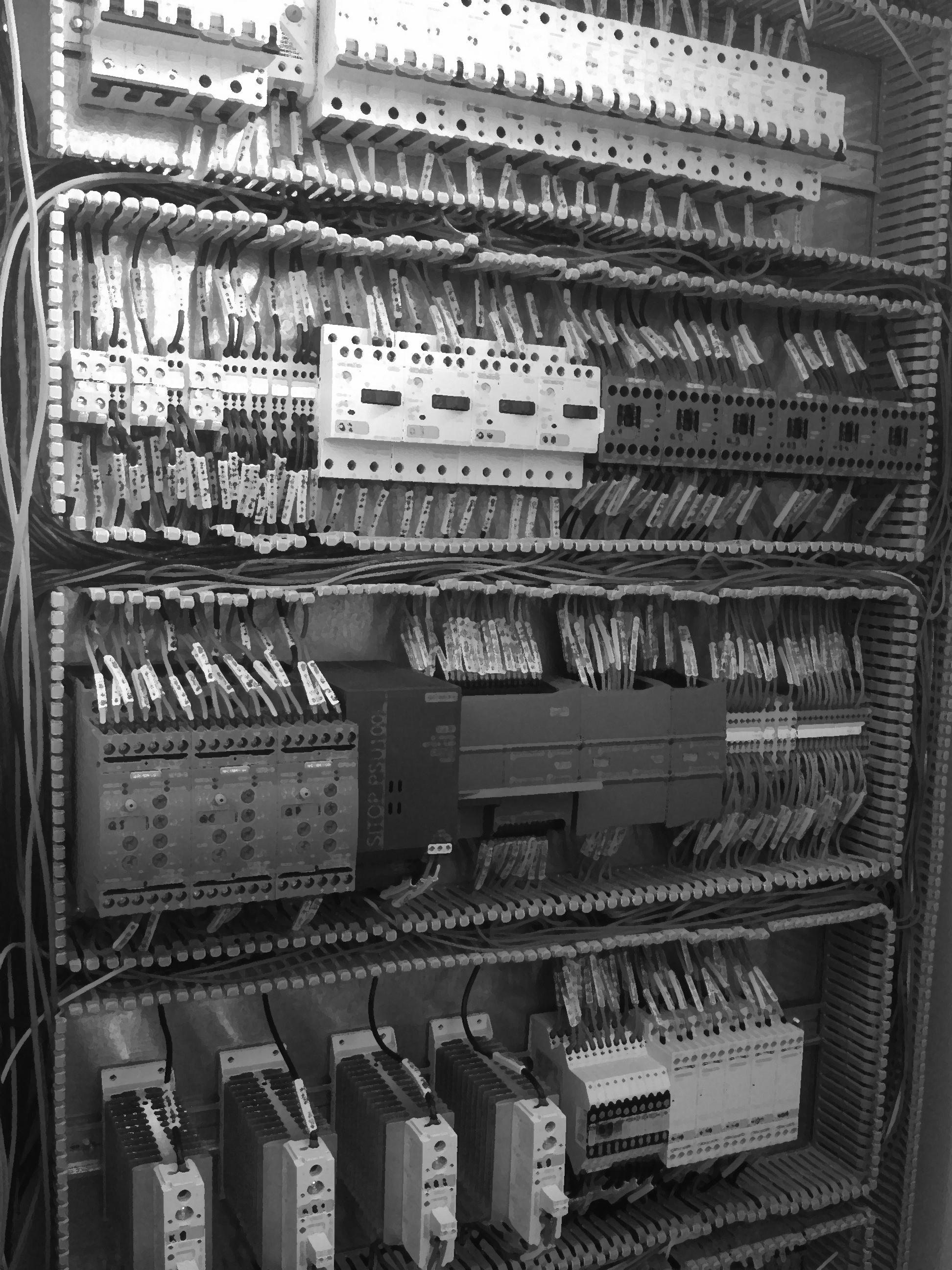 Riadiace systémy, meranie a regulácia