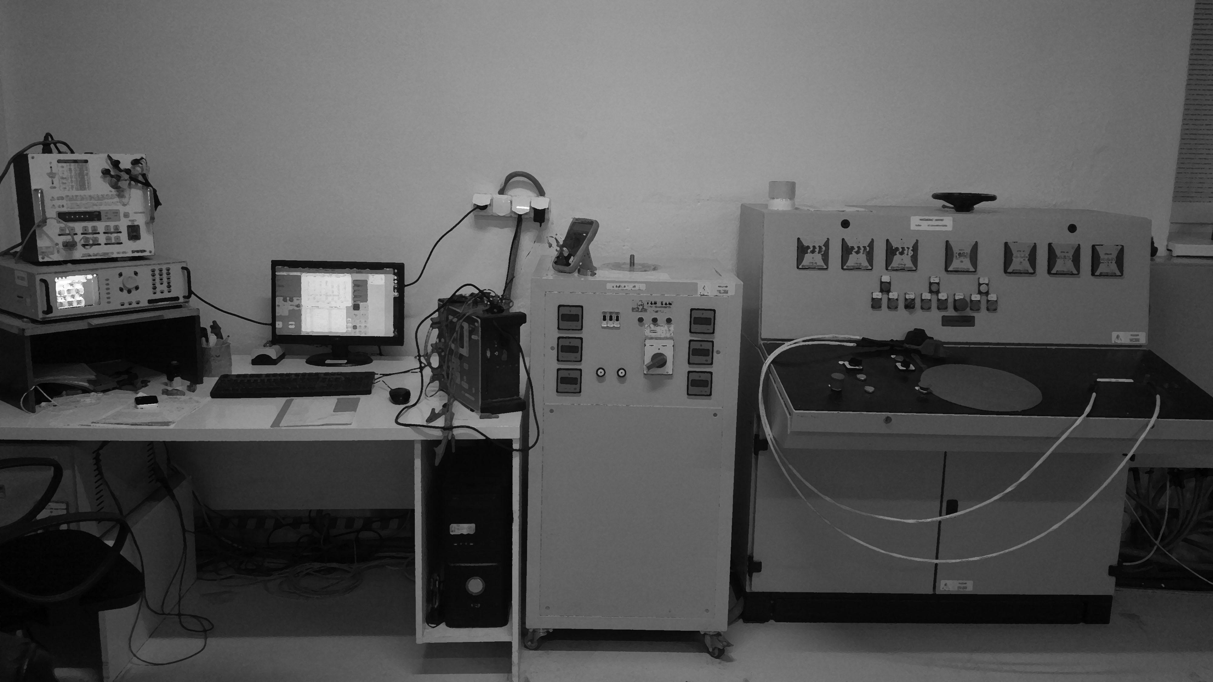 Automatizované meracie a testovacie systémy