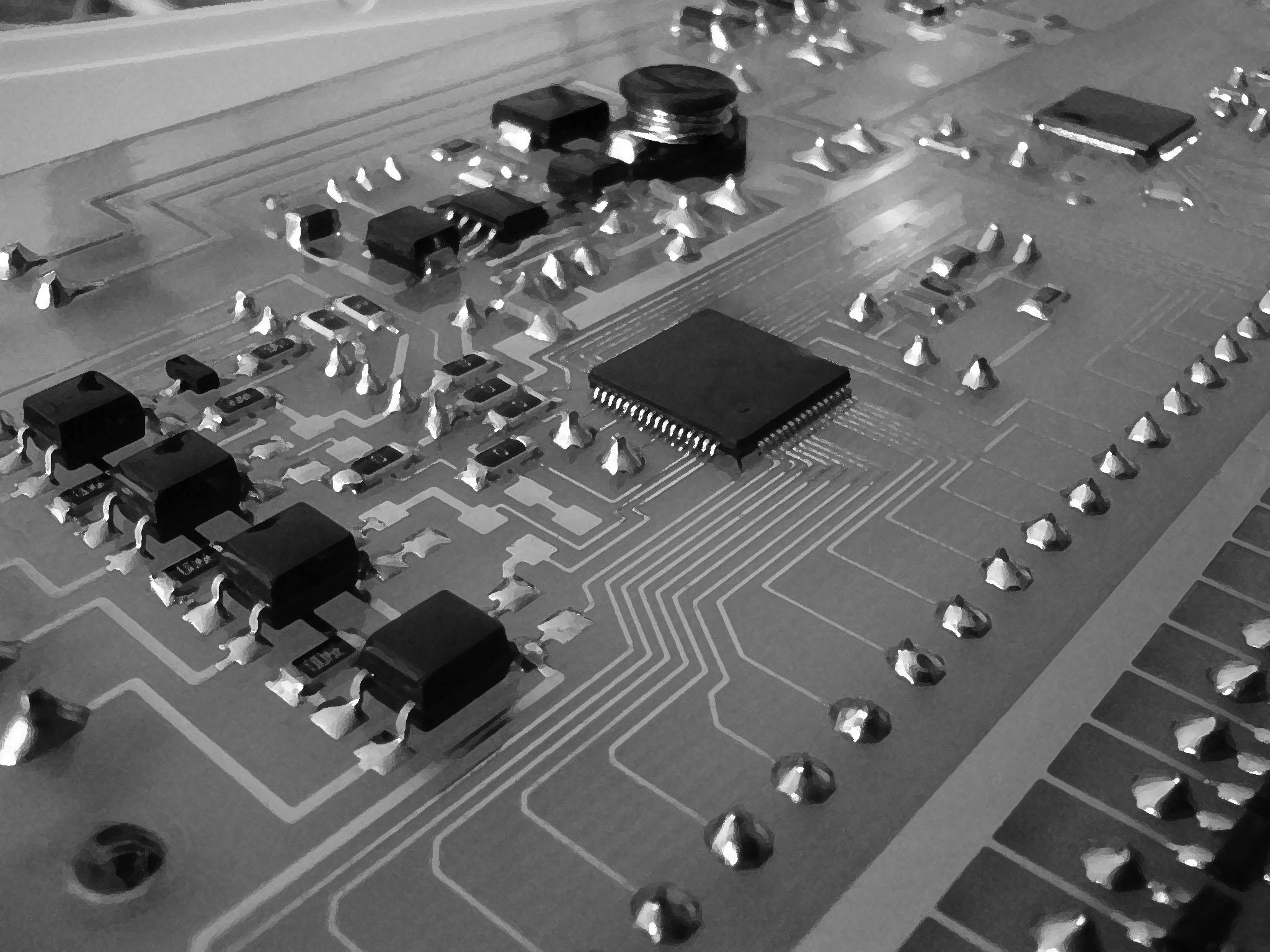 Prototypové elektronické zariadenia